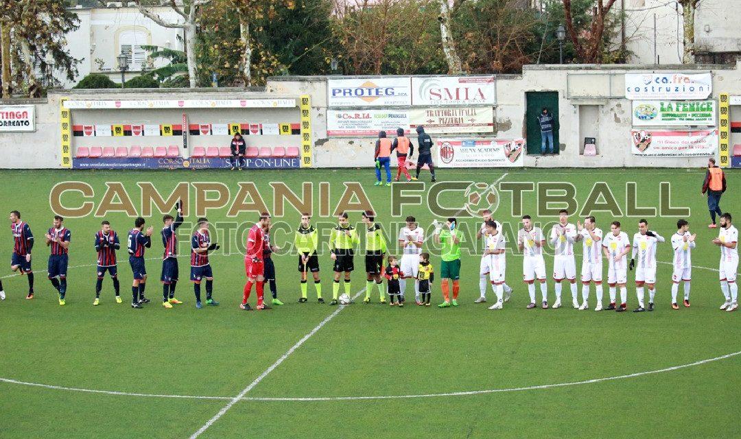FOTO   Eccellenza Girone B, Sorrento-Valdiano 2-0: sfoglia la gallery di Carmine Galano