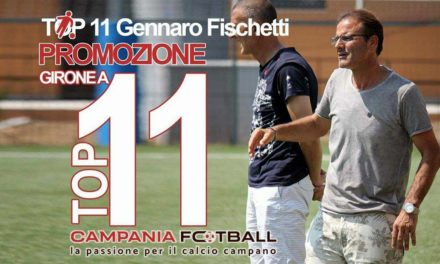 La Top 11 di Promozione Girone A: le scelte di mister Gennaro Fischetti