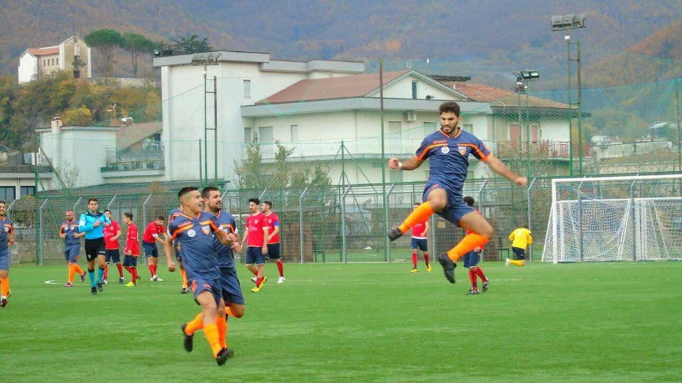 Promozione Girone D, Real Palomonte 1-2 Salernum Baronissi: il tabellino