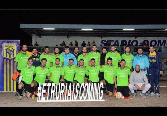 Terza Categoria, prima del 2019 per la capolista Etruria: in programma il derby contro la Pegaso