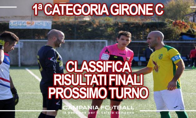 PRIMA CATEGORIA GIRONE C: Risultati 34ª Giornata, Classifica e Verdetti Finali