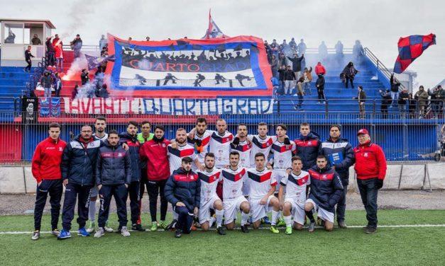 Tris vincente del Quartograd che torna alla vittoria dopo tre sconfitte consecutive