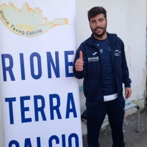 Bomber Pasquale Imparato decide il derby flegreo