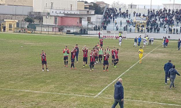 Termina 2-2 come all'andata il derby dell'amicizia tra Casoria e Afragolese