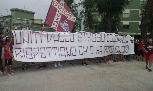 Ercolanese – Portici, per il derby arrivano i tifosi del Torino