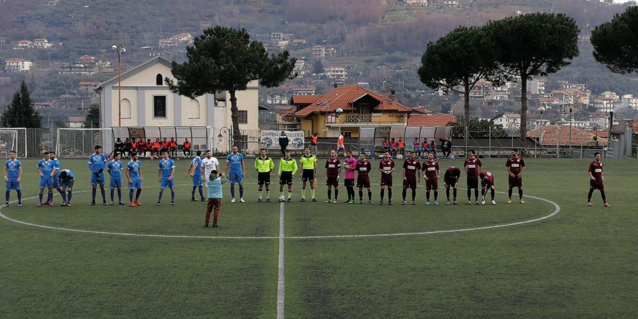 Mondragone batti il 5: cinque reti al Pimonte e quinta vittoria esterna