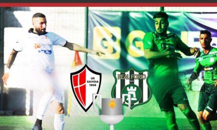 FINALE: Savoia 4 – 1 Real Forio   Ritorno Semifinale Coppa Italia Dilettanti