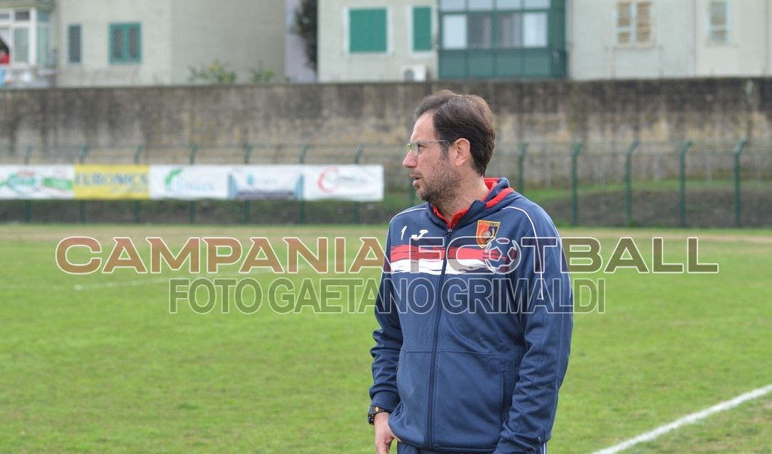 Afragolese, domani conferenza stampa del tecnico Maurizio Coppola