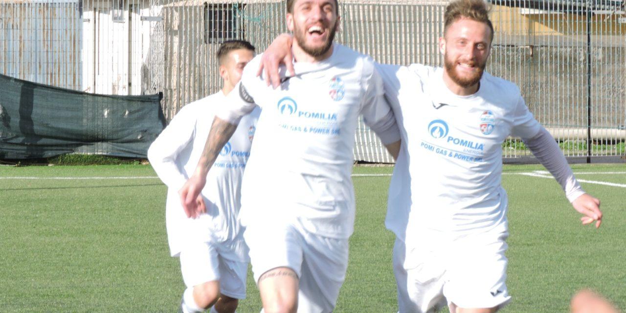 Coppa Eccellenza, Mariglianese-Pomigliano 2-3: Rea di testa completa la rimonta