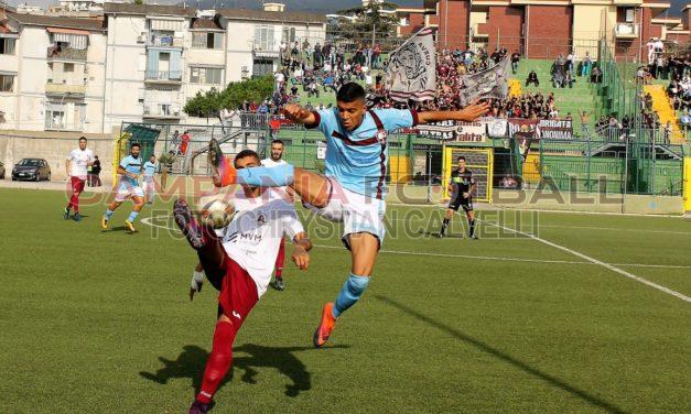 Un gol di Rekik lancia l'Ercolanese nei playoff