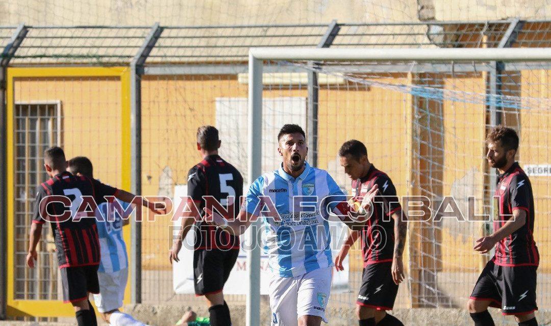 Coppa Italia Eccellenza, Cervinara-Battipagliese 1-0: il rigore di Befi decide l'andata
