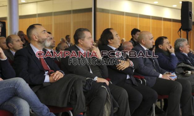 Figc Campania, si dimettono 6 consiglieri