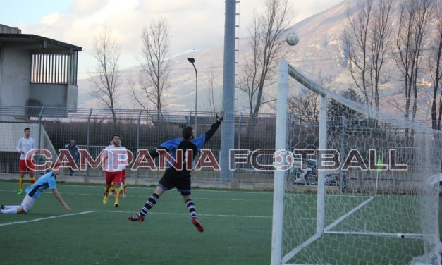FOTO | Juniores Girone B, Paolisi 92-Gruppo Sportivo Pietrelcina 6-3: sfoglia la gallery