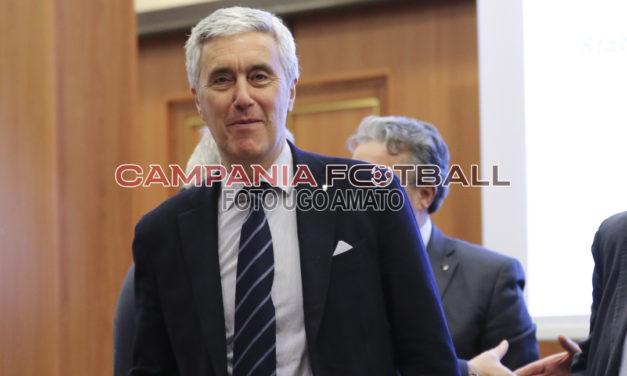 Cosimo Sibilia è il nuovo vicepresidente vicario della Figc