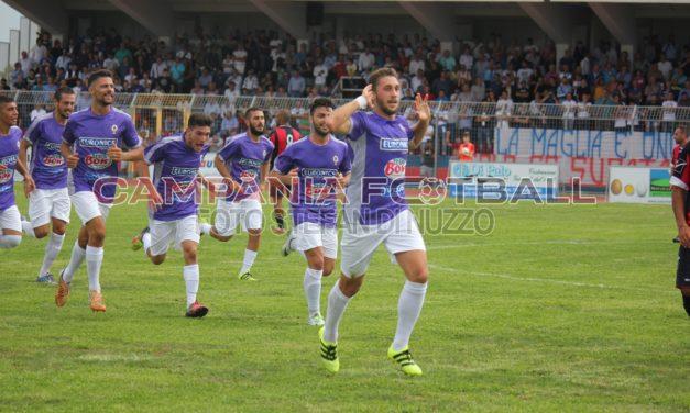 Simonetti regala il derby al Casoria, la Frattese cade al San Mauro