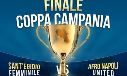 A Palma Campania oggi si assegna la Coppa Campania Femminile: alle 14,30 la finale Afro Napoli-Sant'Egidio