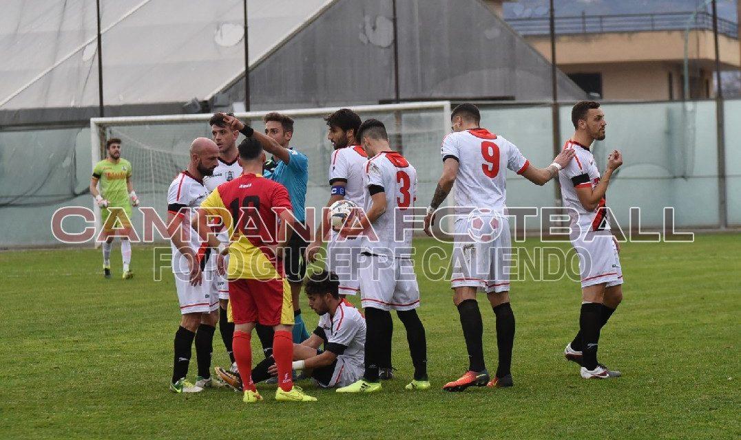 FOTO | Eccellenza Girone B, Palmese-San Vito Positano 0-0: sfoglia la gallery di Caliendo