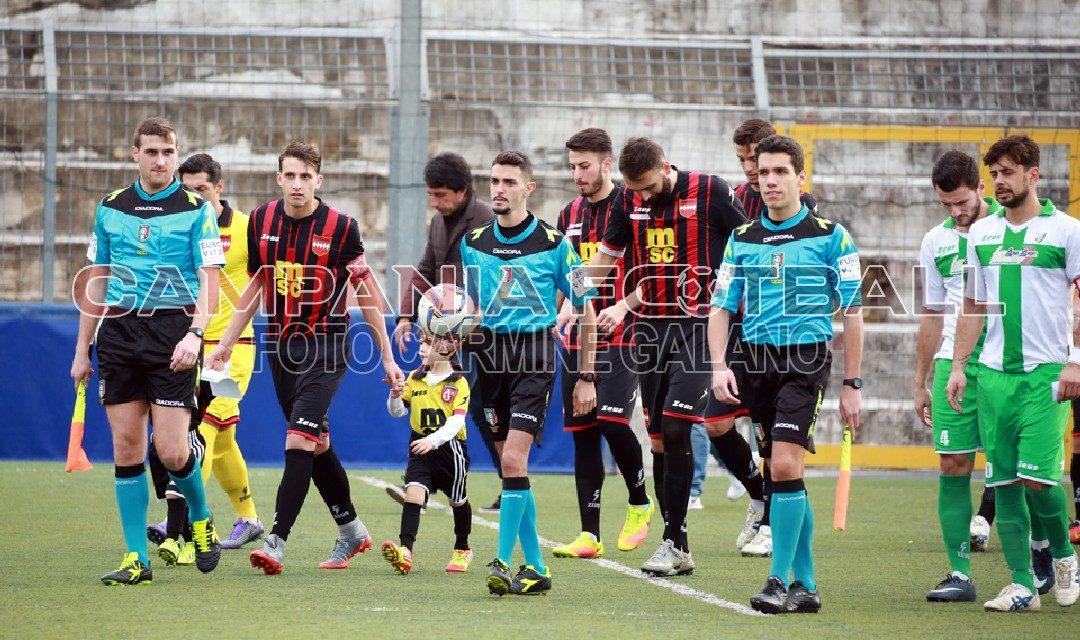 FOTO | Eccellenza Girone B, Sorrento-Faiano 2-0: sfoglia la gallery di Galano