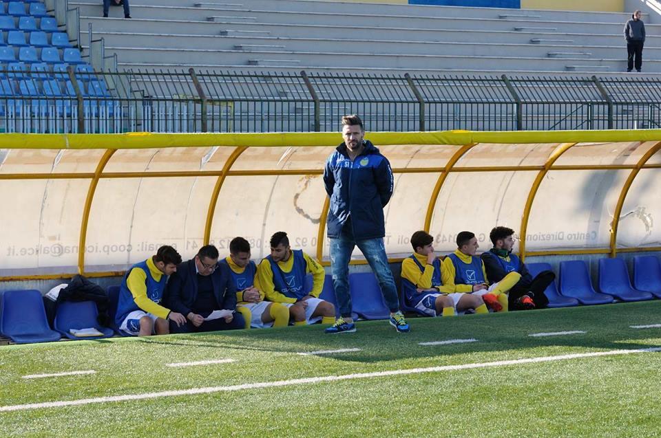 Prima Categoria, ipotesi Gigi Incitti come allenatore-giocatore della Giffonese per il dopo Ferrante
