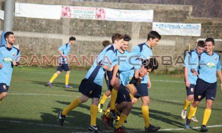 FOTO | Juniores Regionale Girone B, Cervinara-Paolisi 3-5: sfoglia la gallery