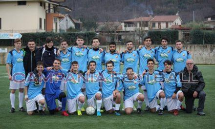Juniores, Paolisi senza sosta: 6 reti al Gruppo Sportivo Pietrelcina e vetta nel mirino