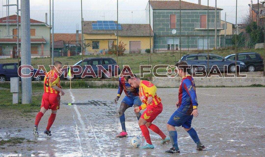 FOTO   Seconda Categoria, Sporting Pago Veiano-Virtus Benevento 3-0: sfoglia la gallery