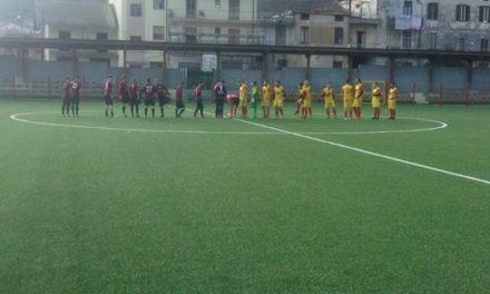 Prima Categoria, vittoria sofferta per il Giffoni Sei Casali contro l'Atletico Faiano