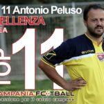 La Top 11 di Eccellenza Girone A: i migliori 11 per mister Antonio Peluso