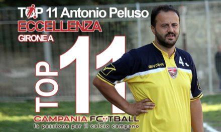 TOP 11 ECCELLENZA GIRONE A: i migliori 11 per mister Antonio Peluso
