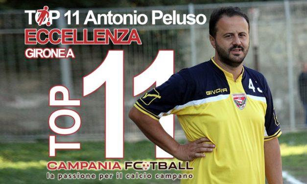 TOP 11 ECCELLENZA GIRONE A | I migliori 11 per mister Antonio Peluso