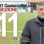 Top 11 Promozione Girone B: sedicesima giornata stilata dal tecnico Gaetano Di Liddo