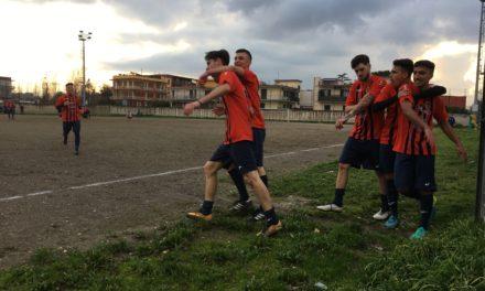 Juniores Gir. C | L'Afragolese rimonta la Juve Domizia e consolida il primato
