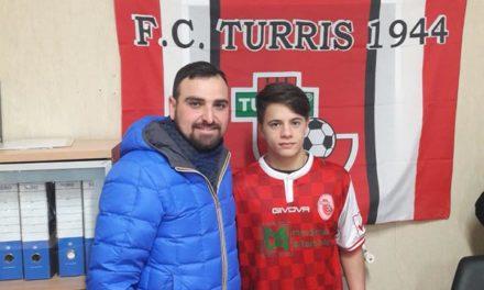 Turris, ecco Muccio, centrocampista under