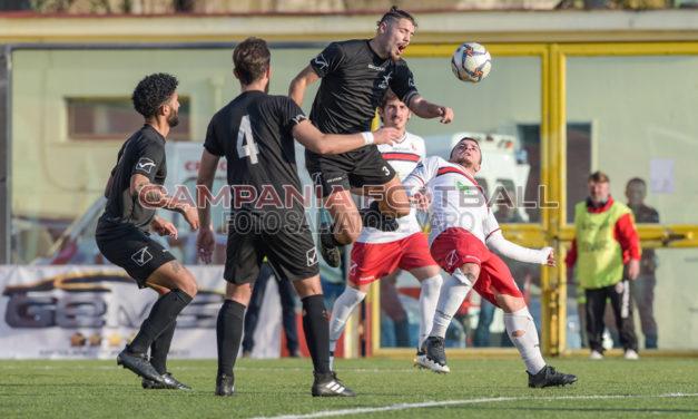 """Signorelli fa respirare la Frattese: Pomigliano sconfitto al """"Vallefuoco"""" 1-0"""