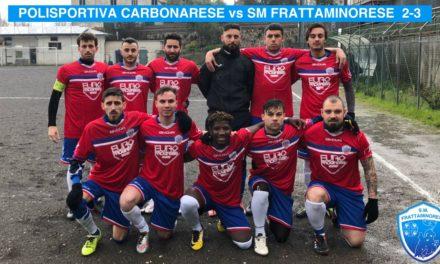 Colpo esterno per la SM Frattaminorese che torna a sorridere