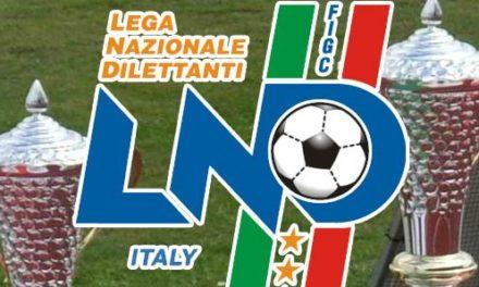 Coppa Italia dilettanti fase nazionale, la campana vincente giocherà il 21 a Trani