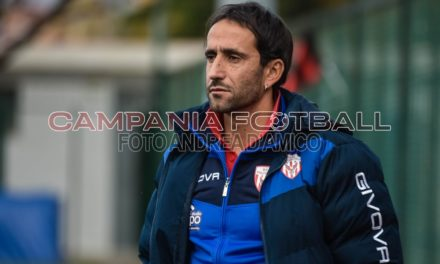 Promozione, Luca Di Mieri si dimette da allenatore del Real Palomonte: al suo posto Antonio Turco