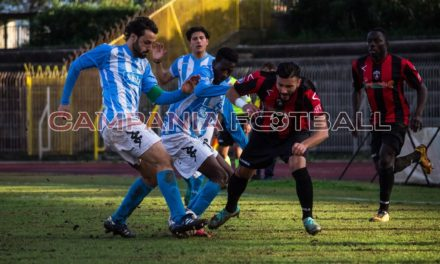 FOTO | Serie D Girone I, Ebolitana-Nocerina 0-1: sfoglia la gallery