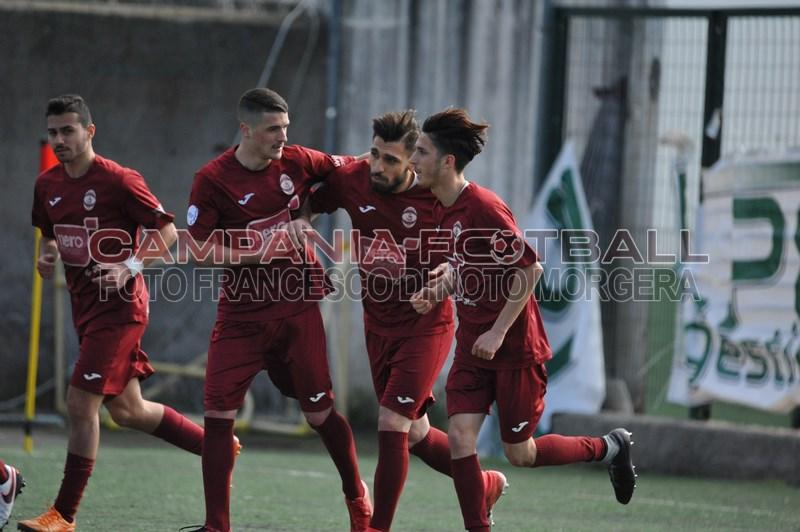 FOTO | Eccellenza Girone A, Real Forio-San Giorgio 1-4: sfoglia la gallery
