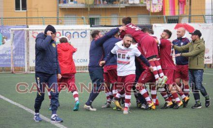 FOTO | 1ª Categoria, Pro San Giorgio-Torrese 3-2: sfoglia la gallery