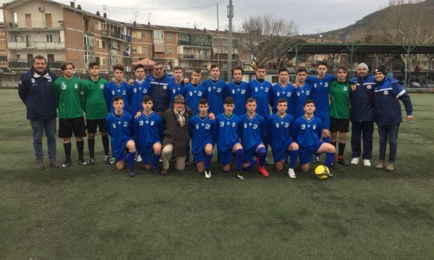 CAMPANIA CLUB   Vittoria in rimonta per i Giovanissimi di Monaco: finisce 3-1