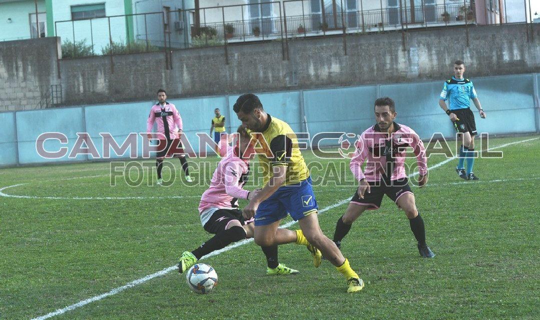 Promozione Girone A, il Vitulazio si diverte: 5 gol al fanalino di coda