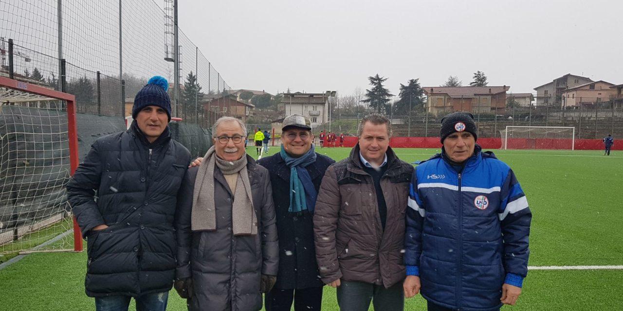 Natella trascina la Rappresentativa Juniores: 2-1 al Serino nel test di Montemiletto