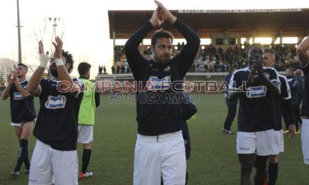 """La Cavese """"passeggia"""" sul Manfredonia, pugliesi travolti in casa 1-5"""