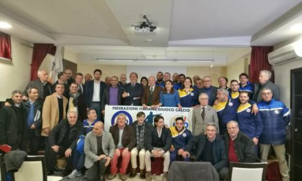 C. R. Campania, presentato il Campania Club: all'incontro presenti tutte le istituzioni e lo staff delle rappresentative del calcio campano
