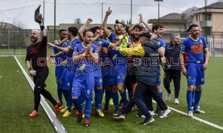 FOTO | Promozione gir. D, Salernum Baronissi-Scafatese 1-2: sfoglia la gallery di Andrea D'Amico