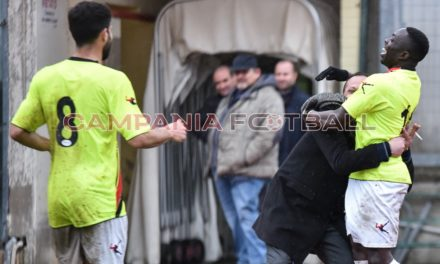 FOTO | Serie D gir. I, Nocerina-Paceco 6-0: sfoglia la gallery di Eduardo Fiumara