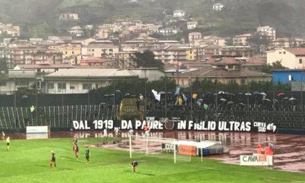 "La Cavese cala il tris: Francavilla k.o. al ""Lamberti"""