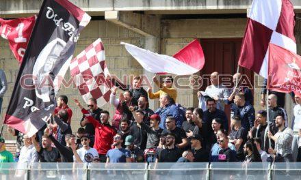 FOTO | Puteolana-Savoia: la gallery dei tifosi granata