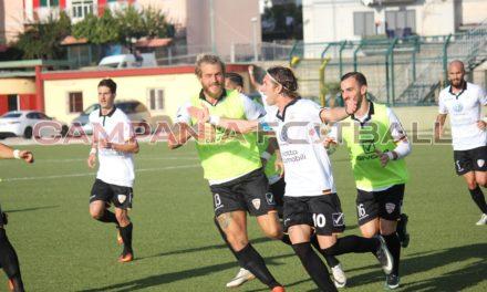 Ercolanese: seconda sconfitta consecutiva, il Messina vince con un gol per tempo